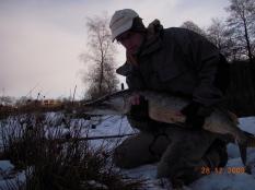 - Vinter-Gedde på 9,67 kilo