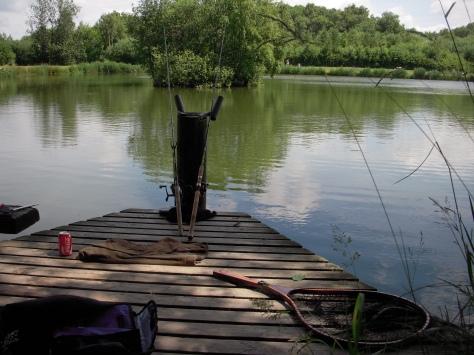 - Der sker rigtig meget på stør-sø-fronten. Bl.a to nye søer i DK