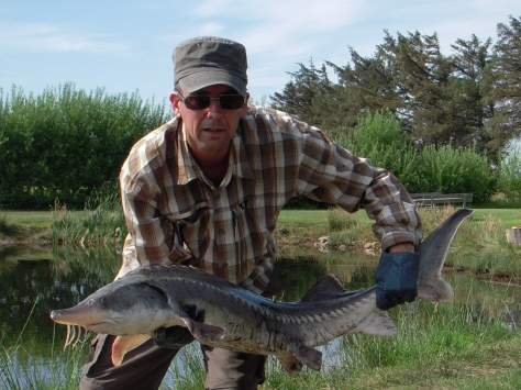 - Her var lige et billede mere af min til dato største fisk....