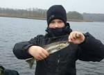 - Klaus fik guidet den unge Jonas til sin første kystørred