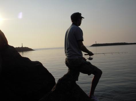 - Elsker bare det der sommer-makrel-ræs (Arkivfoto, ULFISK.com)