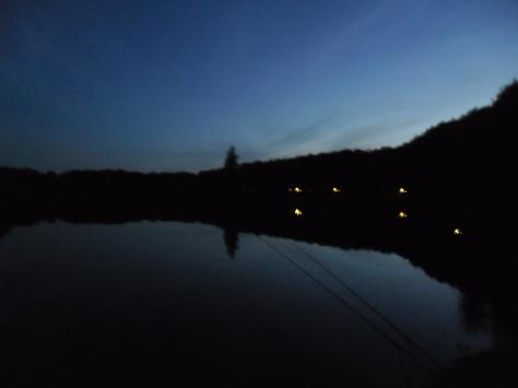 - Størsøen by night