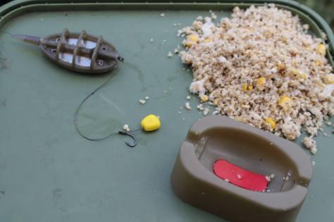 """- Method-feeder af den lette slags, forfoder samt """"foderformer""""... :-)"""
