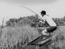 - Oldschool fightfoto, - ligesom min gammeldaws fiskestil: Uden blip-blip/dipperi og andet nymodens