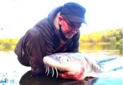 - Størene kan fiskes året rundt, men naturligvis ikke på UL!